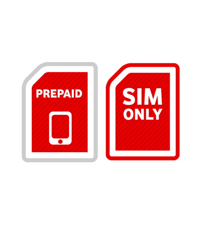 Sim Only abonnementen en aanbiedingen - Vodafone nl